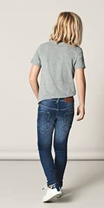 Slim, Fit, jeans, name it, passform