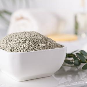 Calcium Bentonite Clay history healing mineral detox
