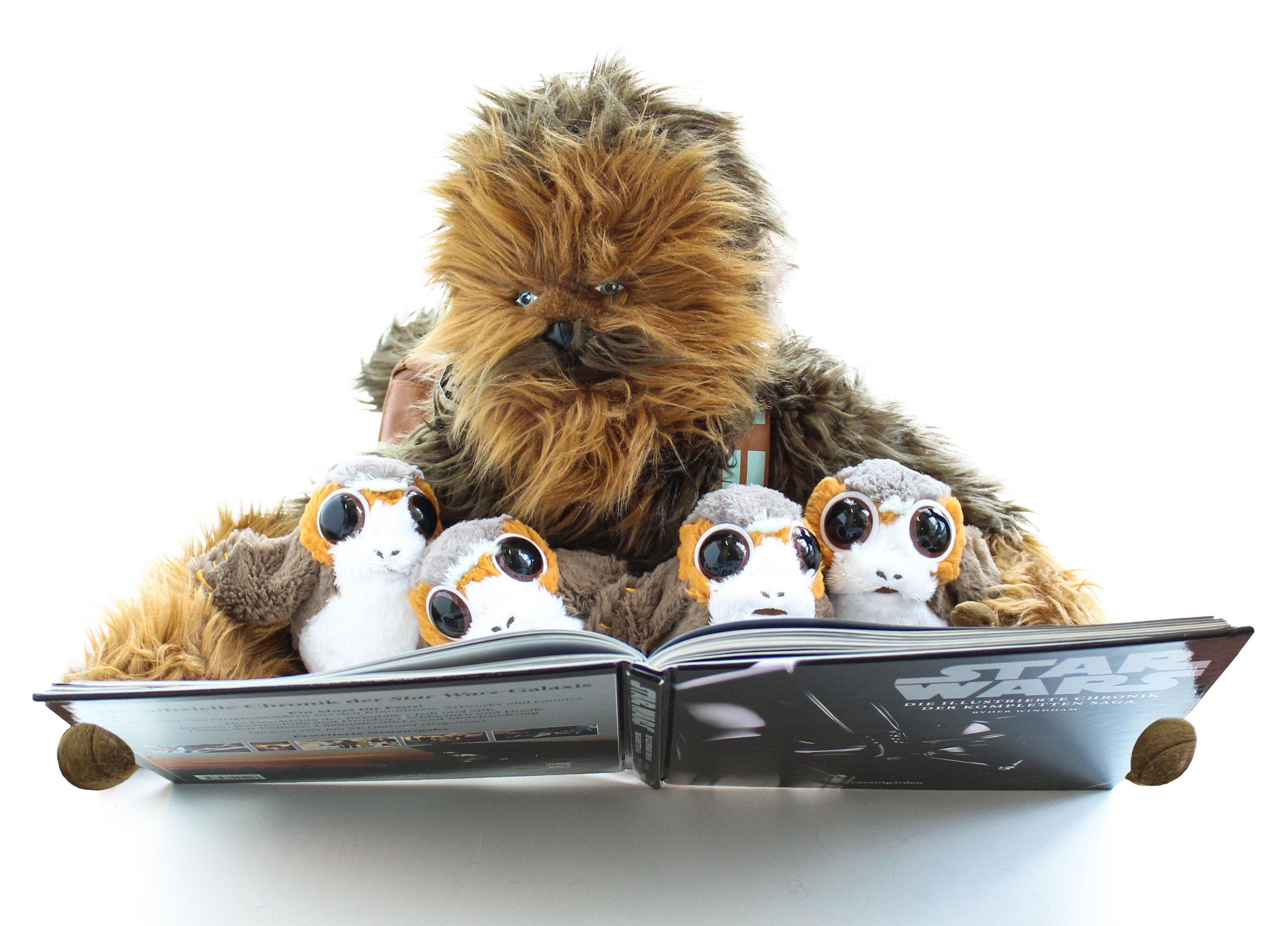 17 cm Porg Star Wars 1700020 Die letzten Jedi