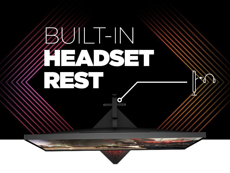 OMEN X 27 Display Headset Rest