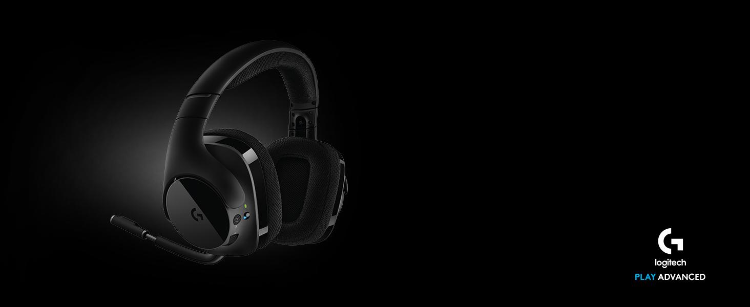 Logitech G533 Wireless Gaming Headset – DTS 7 1 Surround Sound – Pro-G  Audio Drivers