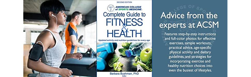 ACSM's Complete Guide to Fitness & Health by the American College of Sports Medicine