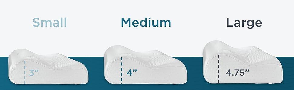 tempur ergo neck pillow