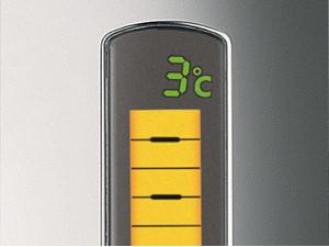 indcateurs température fraicheur quantité
