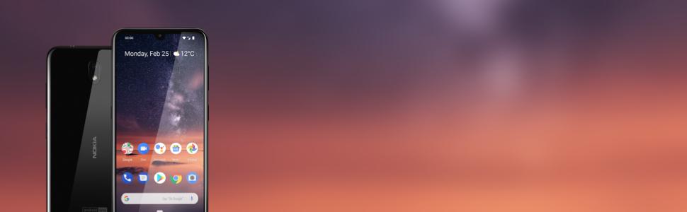 Nokia 3.2 background