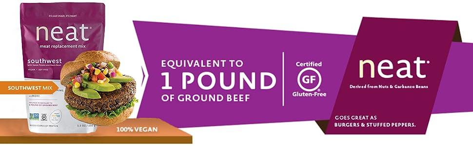 vegan egg substitue mix gluten free plant-based all natural ingredients chia garbanzo