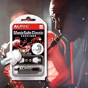 MusicSafe Classic Hearing Protectors