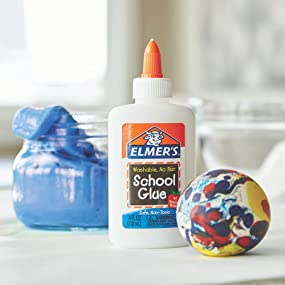 Elmer's White Washable School Glue