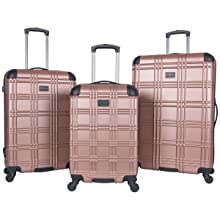 Luggage, Suitcases, Set, Travel, Lightweight, Nottingham, Ben Sherman,