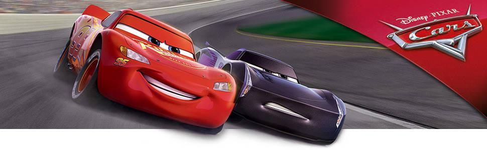 Cars 3 Lightning McQueen 20-Inch Vehicle