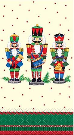 Nutcracker Christmas Dinner Plates 8ct · Nutcracker Christmas Dessert Plates 8ct · Nutcracker Christmas Party Napkins 16ct · Nutcracker Christmas ...  sc 1 st  Amazon.com & Amazon.com: Nutcracker Christmas Dinner Plates 8ct: Kitchen \u0026 Dining