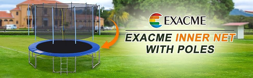 Amazon.com: Exacme12-16 - Malla interior de seguridad con ...