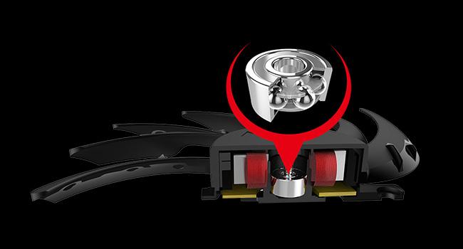 MSI RTX 2080 Turing GPU Ball Bearing Fan