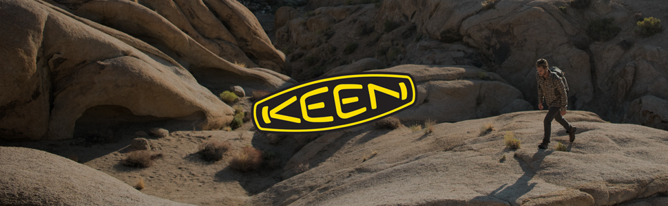 keen mens header hiker hiking hike