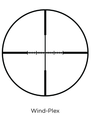 Wind Plex reticle