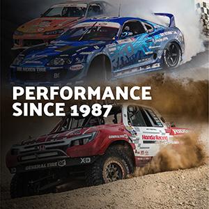 performance since 1987