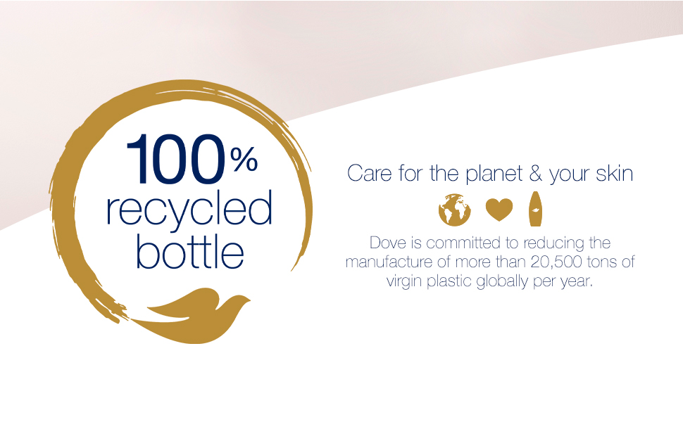 Care for the Planet 100% Recycled Icon