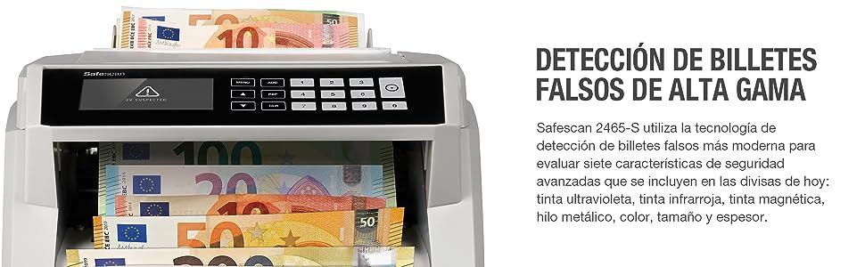 Safescan 2465-S