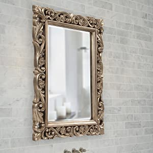 Hot Pink Howard Elliott Collection 2113HP Chateau Mirror