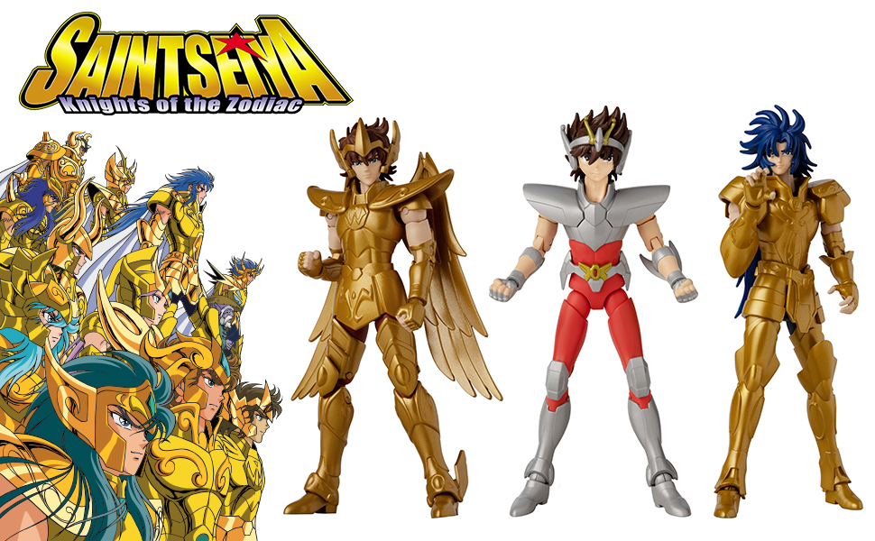 Anime Heroes Knights of The Zodiac Pegasus Seiya Action Figure  PRE-ORDER 2020