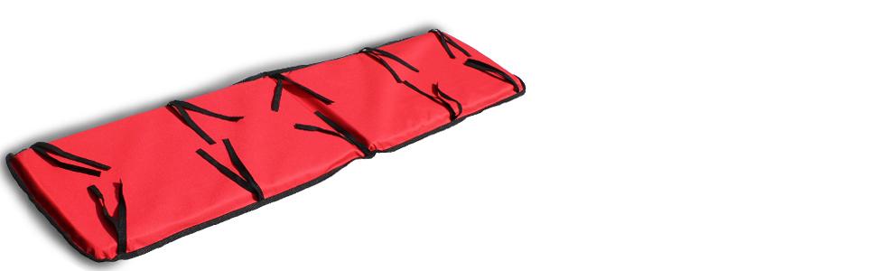 Flexible Flyer Toboggan Pad Sled Cushion