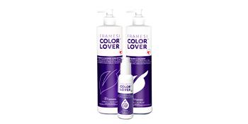 framesi, color lover, violet shampoo, toning shampoo, blonde hair care, purple shampoo, hair toning