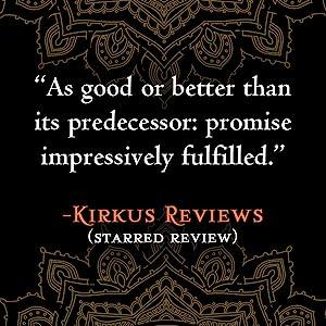 Kingdom of Copper, Kirkus Reviews