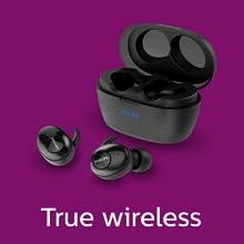 Philips UpBeat SHB2505BK true wireless