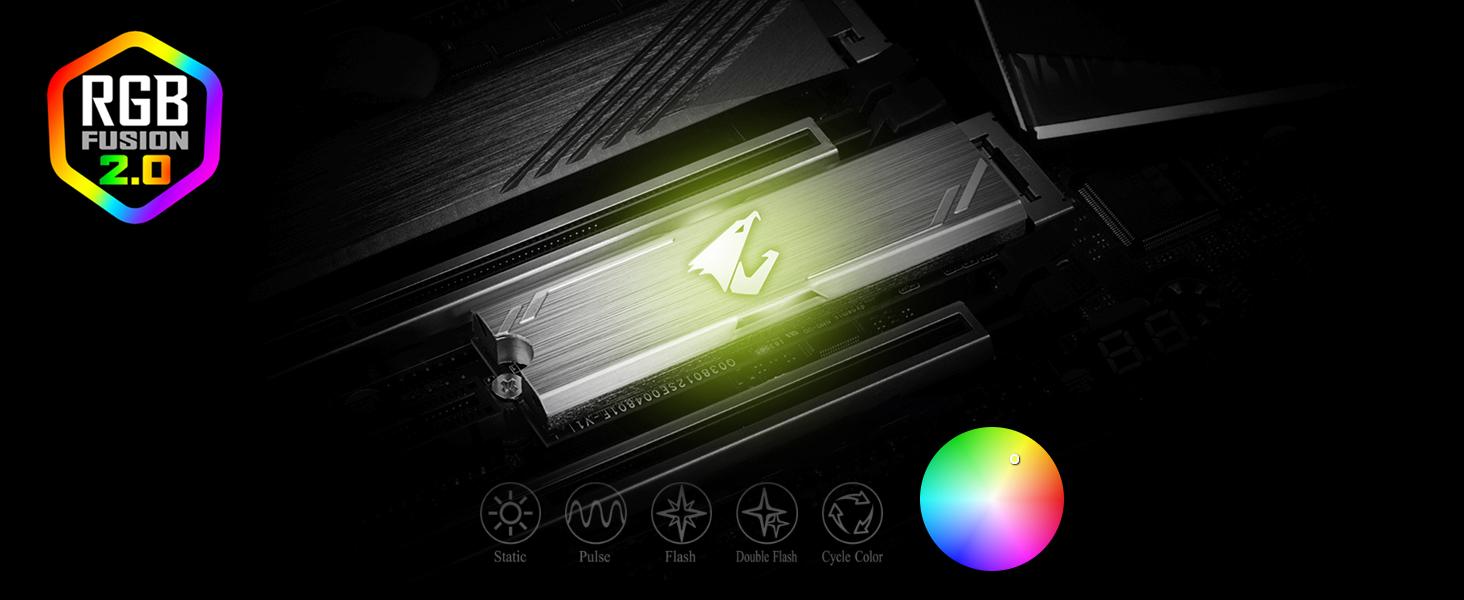RGB fusion 2.0