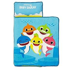 Baby Shark Toddler Daycare Nap Mat