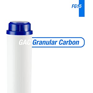 ro water system replacement filter