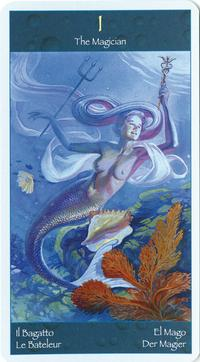 Tarot of Mermaids (Lo Scarabeo Series) (English and