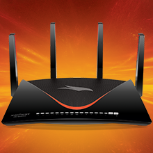 WiFi Quad Stream Wave2 AD7200