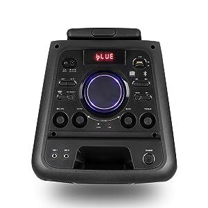 NGS Altavoz PORTÁTIL Bluetooth 120W-4500MAH Bat-Micro-USB-AUX: Ngs: Amazon.es: Electrónica