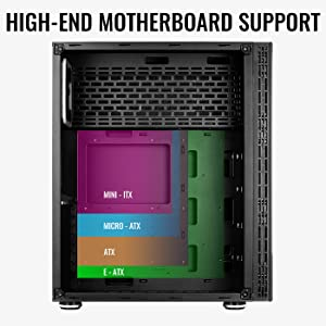 High-End Motherboard Support