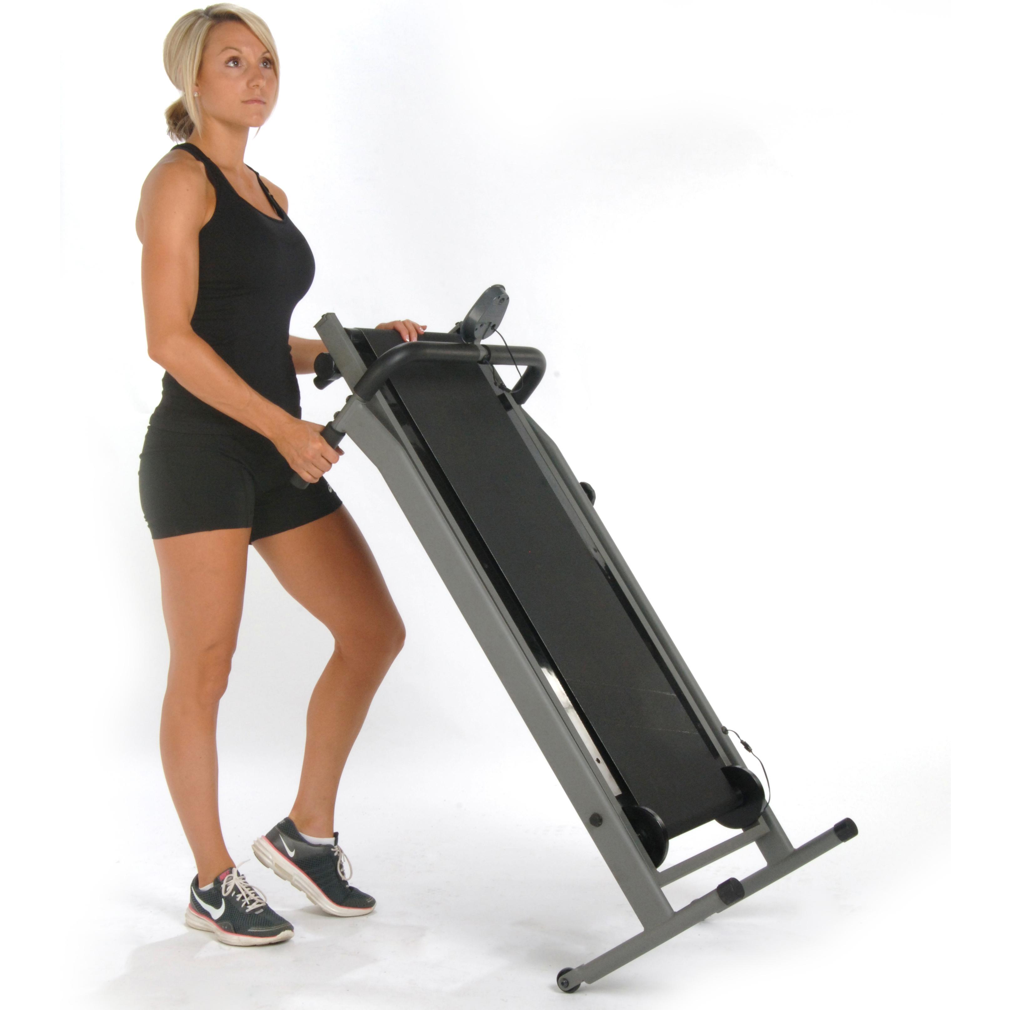 Amazon.com : Stamina Inmotion Manual Treadmill (Pewter