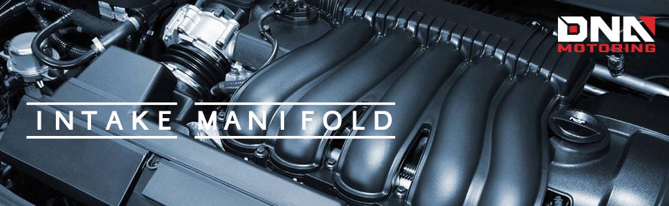 DNA Motoring OEM-ITM-006 Intake Manifold 615-911 For 01-12 Ford Fiesta//Ka 1.6L