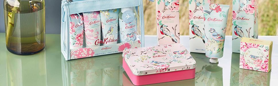 cath kidston; hand cream; cath kidston blossom birds; cath kidston beauty; cath kidston hand cream