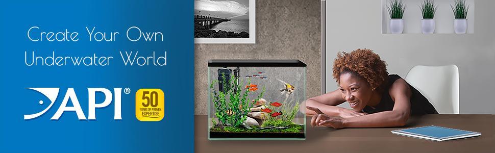 amazon com api furan 2 fish powder medication 10 count box pet