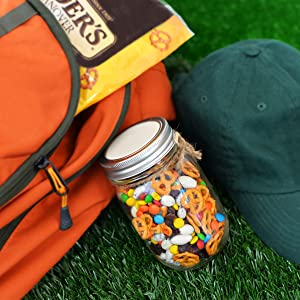 Pretzel Trail Mix Snack
