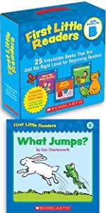 First Little Readers Level B