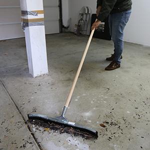 Floor Squeegee w/ Handle