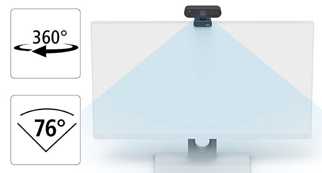Hochauflösende Full-HD-Qualität im 16:9-Format