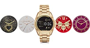Smartwatch, Touchscreen, Watch, Michael Kors, Fitness Tracker, Smart Notifications, Wearable Tech