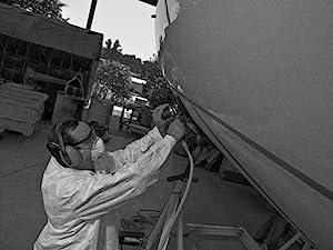 "Ingersoll Rand 300G Edge Series 6"" Pneumatic Random Orbital Sander"