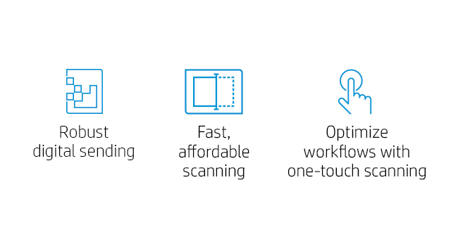 digital sending fast affordable scan optimize workflow one touch scanning