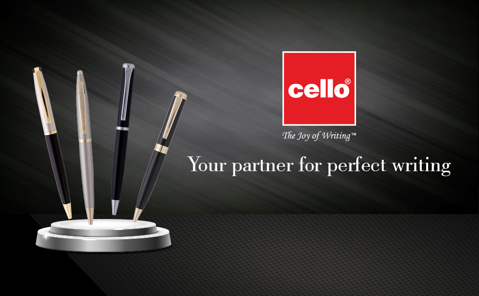 Cello Signature Pens | Best Pens in the World | Bulk Pens | Premium Pens | Office Stationery