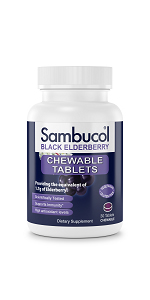 Sambucol Chewable Tablets