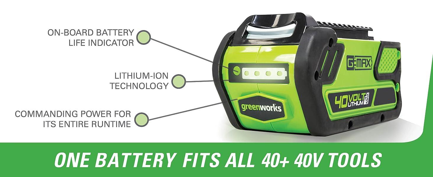 40V battery