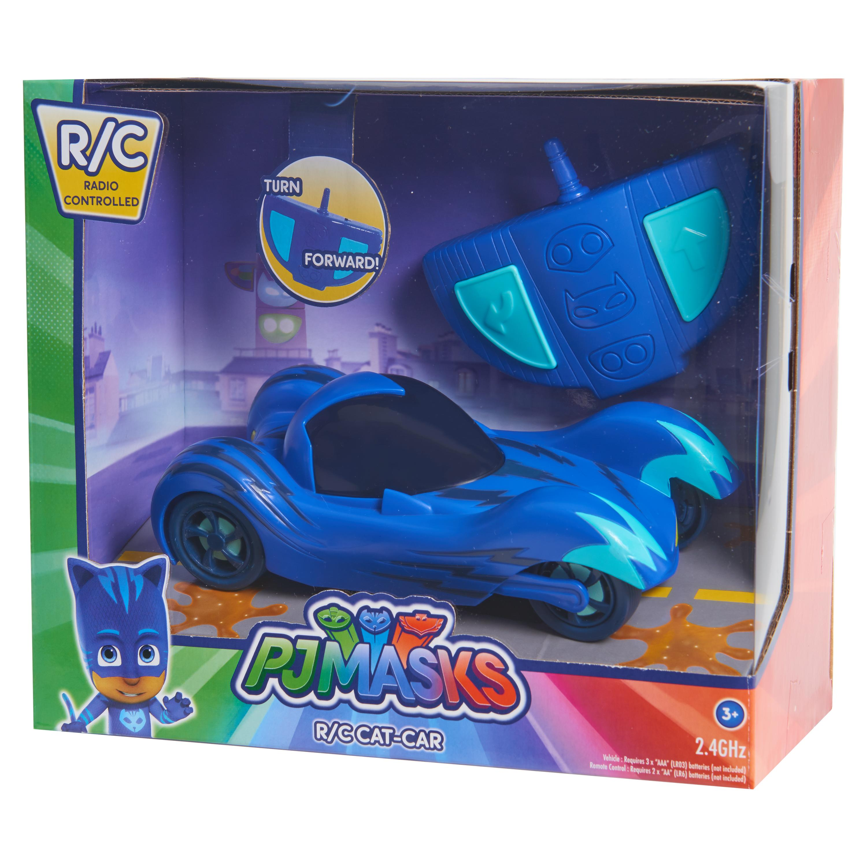 just play pj masks rc cat car toys games. Black Bedroom Furniture Sets. Home Design Ideas